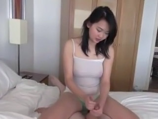Pretty Asian Blow Job 7