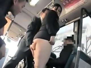 Bus Asian Japanese