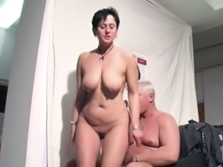 Older German Wife