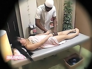 Asian HiddenCam Interracial