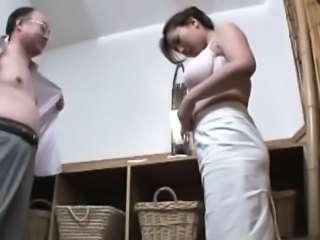 Wife Mature Asian