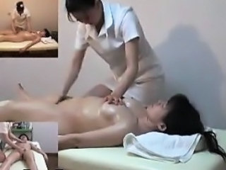 Asian HiddenCam Oiled