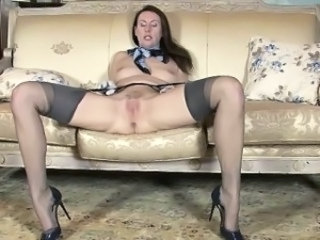 Stockings MILF Legs