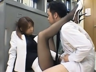 Pantyhose Amazing Asian