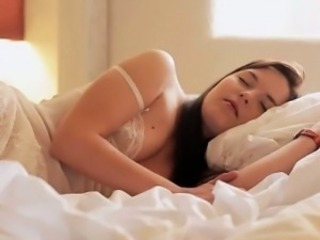 Sleeping Cute Lingerie Teen
