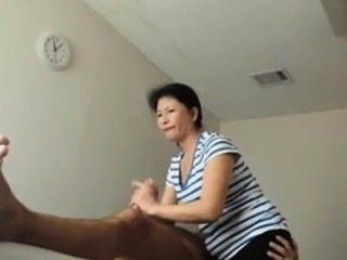 Asian Handjob HiddenCam