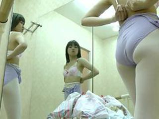 HiddenCam Asian Teen