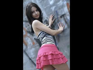 Skirt Outdoor Girlfriend