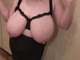 This bra is too small