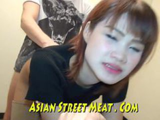 Amateur Asian Clothed