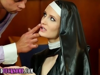 Nun Babe Cute