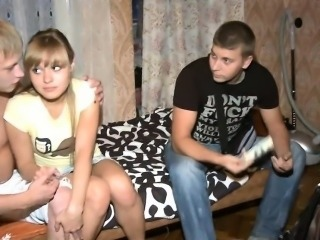 Russian Amateur Cuckold