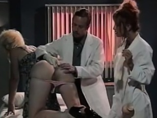 Doctor MILF Nurse Pornstar Threesome Uniform Vintage