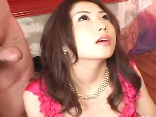 pure dick licking gangbang from japanese