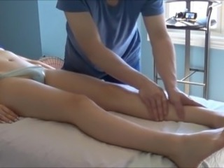 Feet Amateur Massage