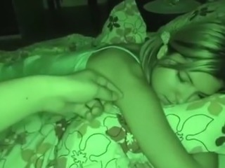 Sleeping Amateur Cute