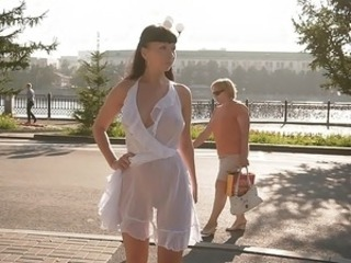 Nudist Outdoor Public