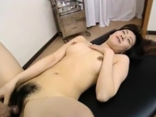 Asian Doctor Hairy