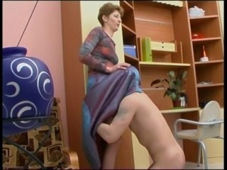 Licking Mature Mom