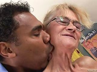 Filthy granny swallows a big dick @ i was 18 50 years ago #09