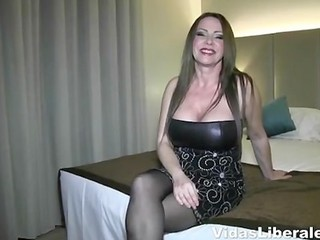 Amazing Big Tits European