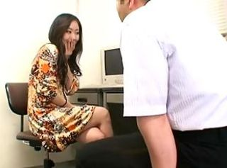 Office Teen Asian