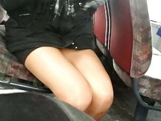 Bus Fetish Legs