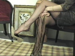 Feet Legs Stockings
