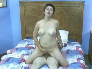 Brunette Mature Older