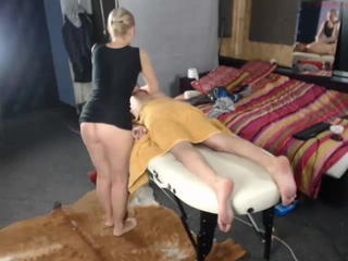 Ass Massage MILF