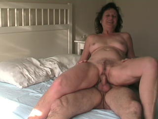 Granny at home with her lover Sex Tubes