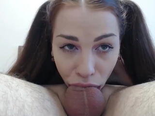 Swallow Deepthroat Amazing