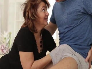 Family Handjob Mature