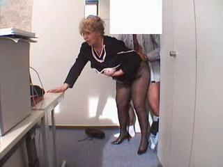 Amateur Mature Office