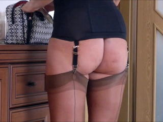 Ass Corset Mature