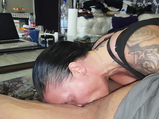 Deepthroat Blowjob Amateur