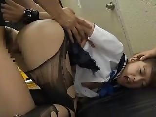 Avop-253 We Abducted A Schoolgirl From An All Girls Academy For Creampie