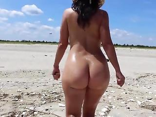 Brazilian Latina Ass