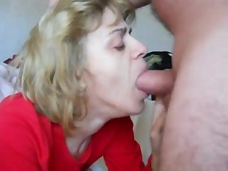 Amateur Deepthroat Family
