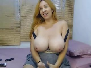 Amazing Big Tits Cash