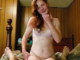 Facebook Redhead Hookup For Cash Blowjob First Encounter Part 2