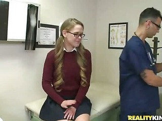 School Teen Doctor