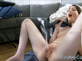 Shaved Squirt Amazing