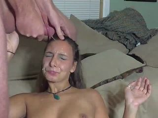 Cumming On My Sisters Face Live Cam Compilation