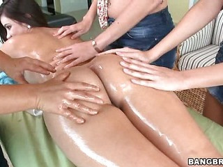 Amazing Ass Massage