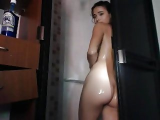 Showers Amateur Cute