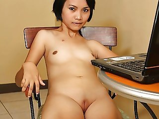 Amazing Asian Small Tits