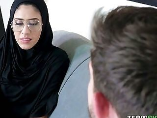 Arab Glasses Teen