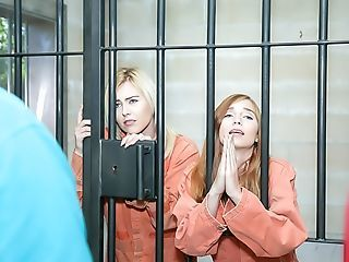 Prison Amazing Groupsex