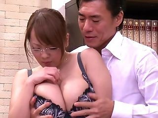Japanese Glasses Big Tits